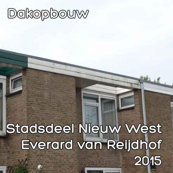 Everard van Reijdhof 2 dakopbouw