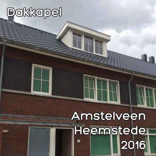 Heemstede bouwvergunning dakkapel