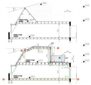 Omgevingsvergunning dakuitbouw dakopbouw
